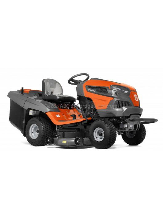 Husqvarna TC 238TX fűnyíró traktor