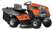 Husqvarna TC 242T fűnyíró traktor
