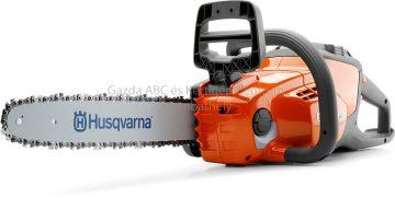 Husqvarna 120i akkumulátoros láncfűrész + BLi20 Akkumulátor + QC80 Töltő