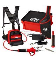 Felco 812+ elektromos metszőolló csomag